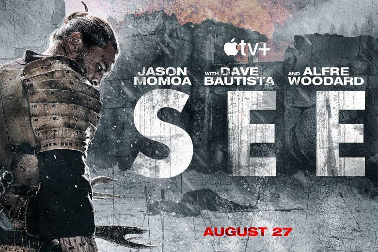 """Póster oficial de la segunda temporada de """"See"""""""