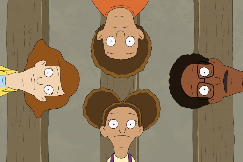 """Paige, Cole, Owen y Molly en """"Central Park"""""""