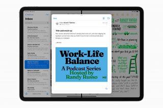 Nueva experiencia multitarea en iPadOS 15