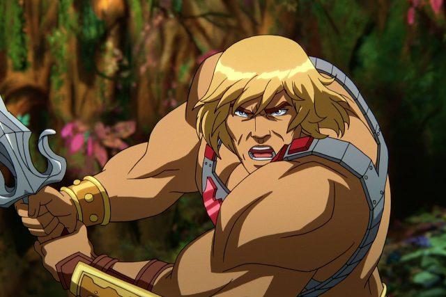 """He-Man en """"Masters del Universo: Revelación"""""""