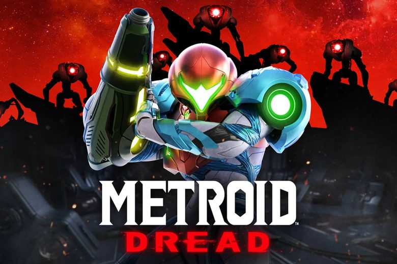 Samus Aran en Metroid Dread