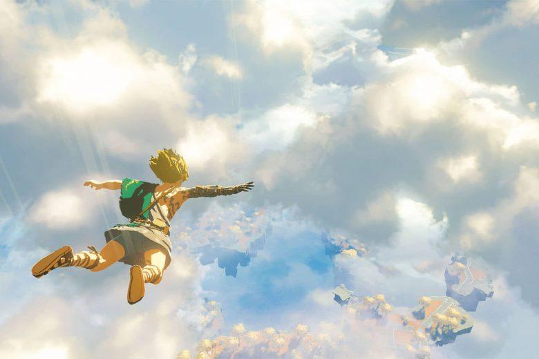 """Link en el teaser de la secuela de """"The Legend of Zelda: Breath of the Wild"""""""