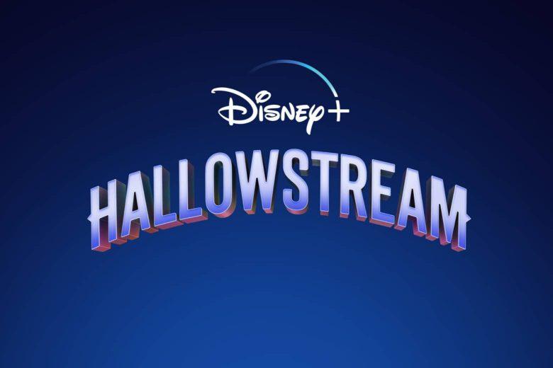 Logo de Disney+ Hallowstream