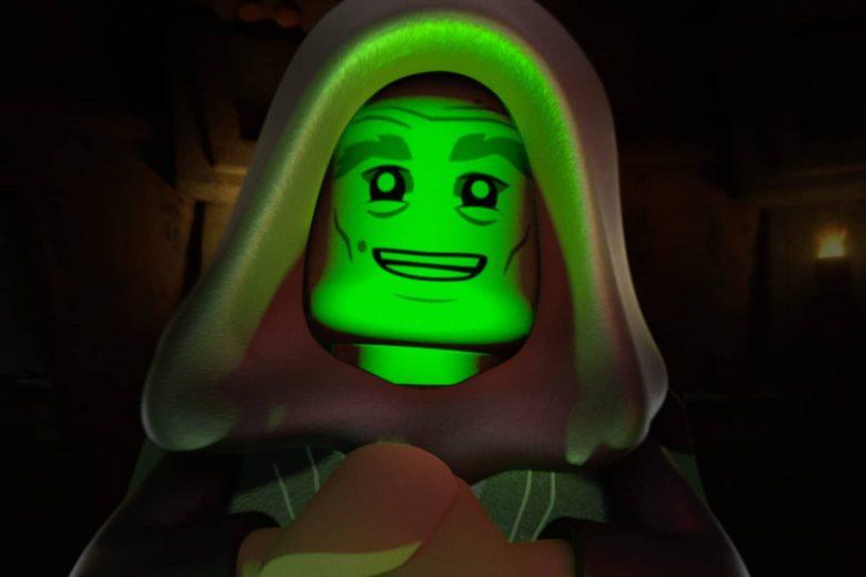 """Vaneé en """"LEGO Star Wars: Historias Aterradoras"""""""