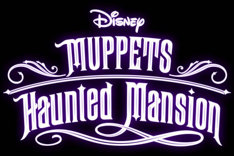 "Logo de ""Muppets Haunted Mansion"""